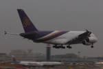 木人さんが、成田国際空港で撮影したタイ国際航空 A380-841の航空フォト(写真)