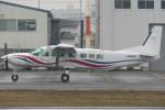 SFJ_capさんが、八尾空港で撮影した朝日航空 208B Grand Caravanの航空フォト(写真)