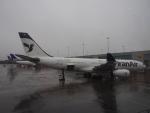 Courierpochiさんが、ストックホルム・アーランダ空港で撮影したイラン航空 A330-243の航空フォト(写真)