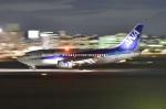 kurubouzuさんが、伊丹空港で撮影したANAウイングス 737-5L9の航空フォト(写真)