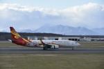 シャークレットさんが、新千歳空港で撮影した海南航空 737-86Nの航空フォト(写真)