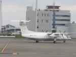 flyflygoさんが、羽田空港で撮影した国土交通省 航空局 DHC-8-315Q Dash 8の航空フォト(写真)