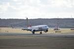 シャークレットさんが、新千歳空港で撮影したティーウェイ航空 737-8Q8の航空フォト(写真)