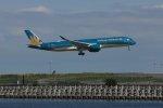 isiさんが、羽田空港で撮影したベトナム航空 A350-941XWBの航空フォト(写真)