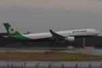 木人さんが、成田国際空港で撮影したエバー航空 A330-302の航空フォト(写真)