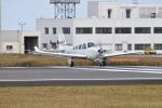 turenoアカクロさんが、高松空港で撮影した日本個人所有 A36 Bonanza 36の航空フォト(写真)