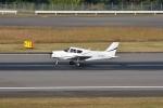 qooさんが、高松空港で撮影した日本法人所有 PA-28-140 Cherokeeの航空フォト(写真)