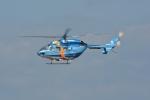 qooさんが、高松空港で撮影した熊本県警察 BK117B-2の航空フォト(写真)