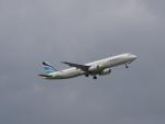 ガスパールさんが、成田国際空港で撮影したエアプサン A321-231の航空フォト(写真)