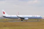 keks34さんが、福岡空港で撮影した中国国際航空 A321-232の航空フォト(写真)