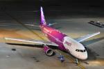よしポンさんが、羽田空港で撮影したピーチ A320-214の航空フォト(写真)