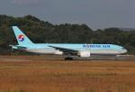 だいまる。さんが、岡山空港で撮影した大韓航空 777-2B5/ERの航空フォト(写真)