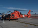 チャッピー・シミズさんが、ネリス空軍基地で撮影したアメリカ沿岸警備隊 HH-65Cの航空フォト(写真)