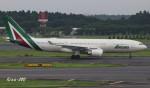 RINA-200さんが、成田国際空港で撮影したアリタリア航空 A330-202の航空フォト(写真)