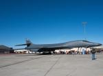 チャッピー・シミズさんが、ネリス空軍基地で撮影したアメリカ空軍 B-1B Lancerの航空フォト(写真)