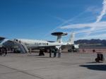 チャッピー・シミズさんが、ネリス空軍基地で撮影したアメリカ空軍 E-3C Sentry (707-300)の航空フォト(写真)