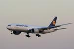 多楽さんが、成田国際空港で撮影したルフトハンザ・カーゴ 777-FBTの航空フォト(写真)