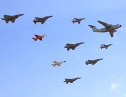 ちゅういちさんが、岐阜基地で撮影した航空自衛隊 C-1FTBの航空フォト(写真)