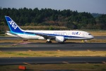 DVDさんが、成田国際空港で撮影した全日空 787-8 Dreamlinerの航空フォト(写真)