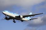 ピーチさんが、岡山空港で撮影した大韓航空 A330-223の航空フォト(写真)
