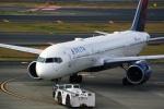 DVDさんが、成田国際空港で撮影したデルタ航空 757-26Dの航空フォト(写真)