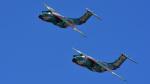 オキシドールさんが、米子空港で撮影した航空自衛隊 C-1の航空フォト(写真)