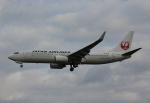 だいまる。さんが、岡山空港で撮影した日本航空 737-846の航空フォト(写真)