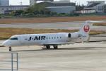 tobeyamaさんが、松山空港で撮影したジェイ・エア CL-600-2B19 Regional Jet CRJ-200ERの航空フォト(写真)