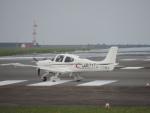 M.Ochiaiさんが、宮崎空港で撮影したジャパン・ジェネラル・アビエーション・サービス SR20の航空フォト(写真)