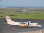 M.Ochiaiさんが、宮崎空港で撮影した国土交通省 航空局 DHC-8-315Q Dash 8の航空フォト(写真)