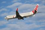 Jinxさんが、ブリスベン空港で撮影したヴァージン・オーストラリア 737-8FEの航空フォト(写真)
