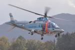 みいさんさんが、高松空港で撮影した広島県警察 A109E Powerの航空フォト(写真)