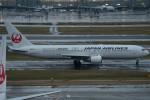 はやたいさんが、羽田空港で撮影した日本航空 767-346/ERの航空フォト(写真)