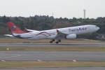 プルシアンブルーさんが、成田国際空港で撮影したトランスアジア航空 A330-343Xの航空フォト(写真)