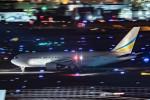 はやたいさんが、羽田空港で撮影したコムルックス・アルバ 767-2DX/ERの航空フォト(写真)