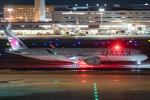 はやたいさんが、羽田空港で撮影したカタール航空 A350-941XWBの航空フォト(写真)