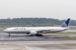 Y-Kenzoさんが、成田国際空港で撮影したユナイテッド航空 777-322/ERの航空フォト(写真)