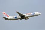 ANDさんが、ロンドン・ガトウィック空港で撮影したエア・ヨーロッパ 737-85Pの航空フォト(写真)