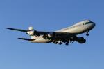 EF66901さんが、成田国際空港で撮影したキャセイパシフィック航空 747-867F/SCDの航空フォト(写真)