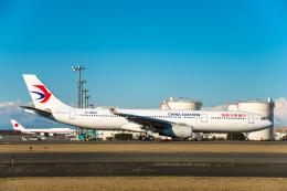 Cygnus00さんが、新千歳空港で撮影した中国東方航空 A330-343Xの航空フォト(写真)