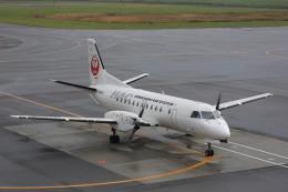 meijeanさんが、札幌飛行場で撮影した北海道エアシステム 340B/Plusの航空フォト(写真)