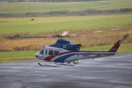 meijeanさんが、札幌飛行場で撮影した国土交通省 北海道開発局 412EPの航空フォト(写真)