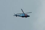 left eyeさんが、高松空港で撮影した大分県警察 A109E Powerの航空フォト(写真)