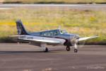 triton@blueさんが、岡南飛行場で撮影した日本個人所有 A36 Bonanza 36の航空フォト(写真)