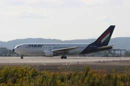 プルシアンブルーさんが、仙台空港で撮影したマレーヴ・ハンガリー航空 767-27G/ERの航空フォト(飛行機 写真・画像)