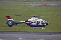 meijeanさんが、札幌飛行場で撮影した北海道航空 EC135T2の航空フォト(写真)