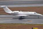 euro_r302さんが、中部国際空港で撮影した国土交通省 航空局 525C Citation CJ4の航空フォト(写真)