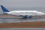 euro_r302さんが、中部国際空港で撮影したボーイング 747-4J6(LCF) Dreamlifterの航空フォト(写真)