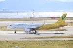 水月さんが、関西国際空港で撮影したバニラエア A320-214の航空フォト(写真)