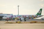 水月さんが、関西国際空港で撮影したエバー航空 A321-211の航空フォト(写真)